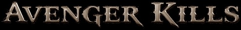 Avenger Kills - Logo
