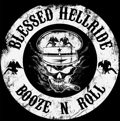 Blessed Hellride - Logo
