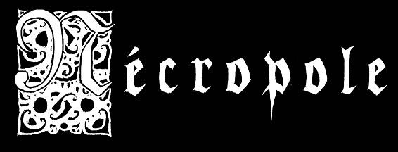 Nécropole - Logo