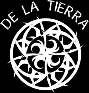 De la Tierra - Logo