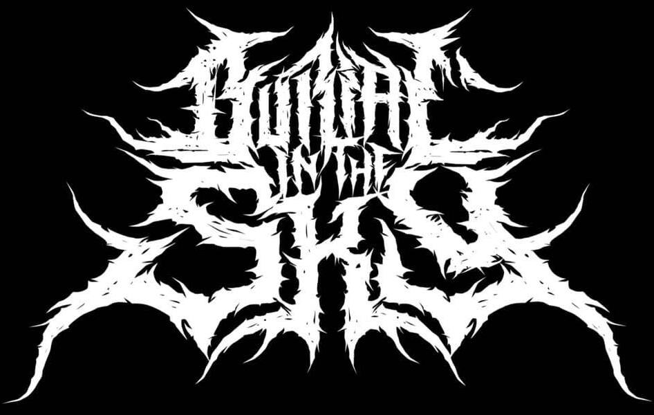 Burial in the Sky - Logo