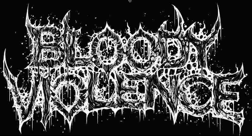 Bloody Violence - Logo