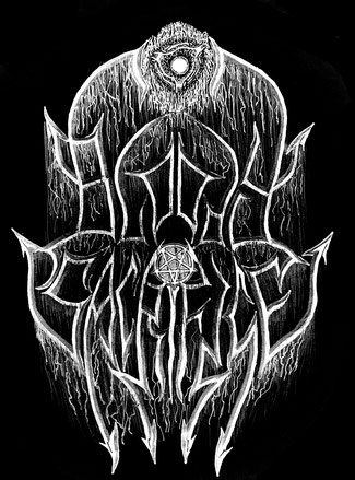 Bloody Sacrifice - Logo