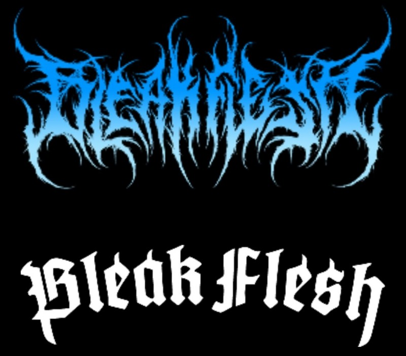 Bleak Flesh - Logo