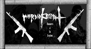 Morbid Front - Logo