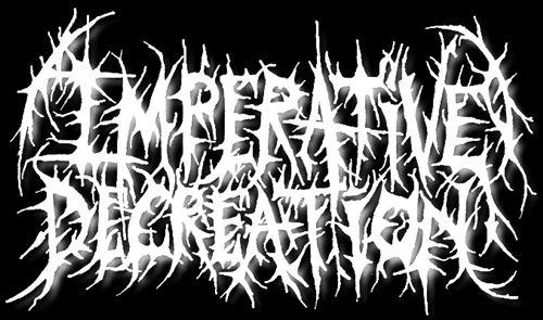 Imperative Decreation - Logo