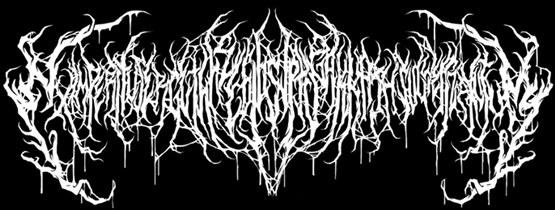 illegible black metal logo - photo #49