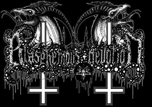 Blasphemous Devotion - Logo