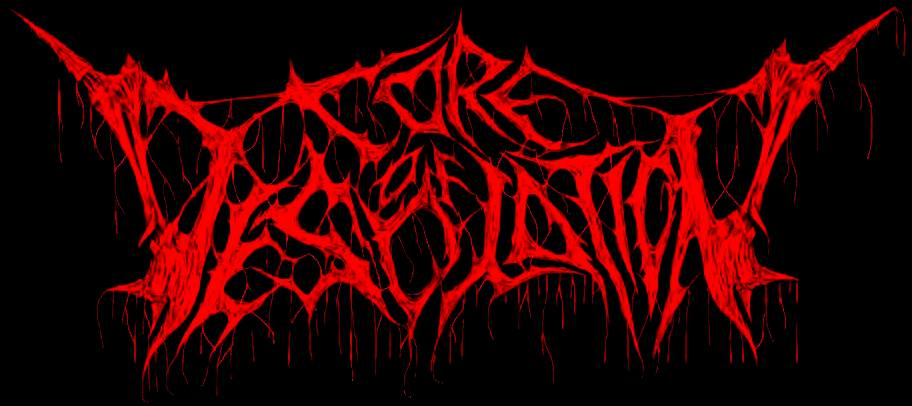 Core of Desolation - Logo
