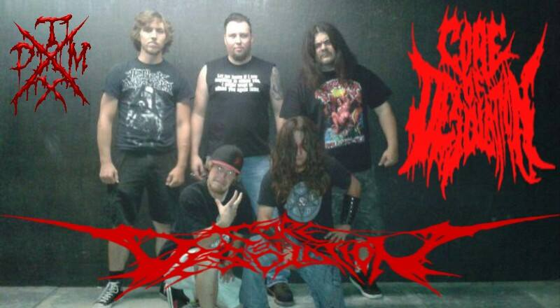 Core of Desolation - Photo