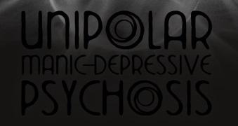 Unipolar Manic-Depressive Psychosis - Logo