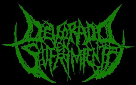 Devorado en Sufrimiento - Logo