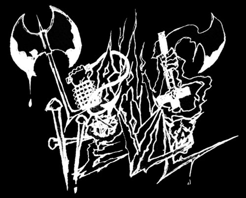 Tyrants of Hell - Logo