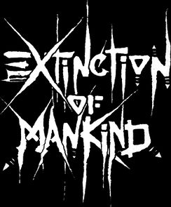 Extinction of Mankind - Logo