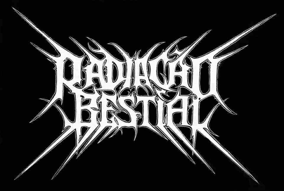 Radiação Bestial - Logo