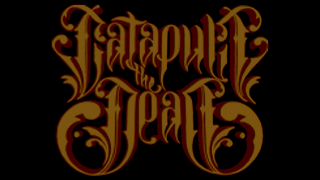 Catapult the Dead - Logo