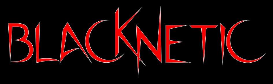 Blacknetic - Logo