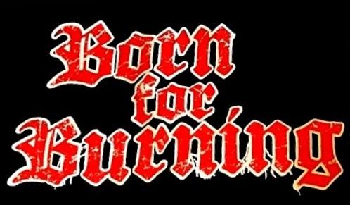 Born for Burning - Logo