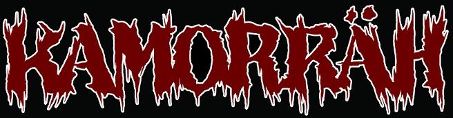 Kamorräh - Logo