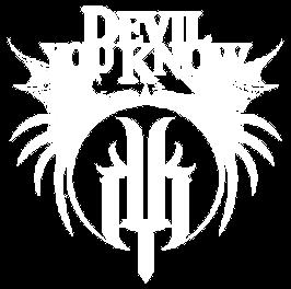 Devil You Know - Logo