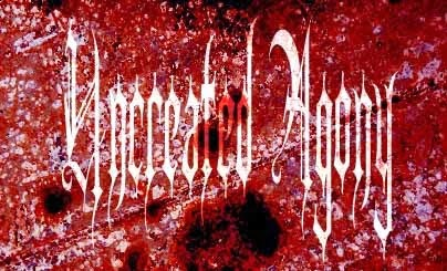 Uncreated Agony - Logo