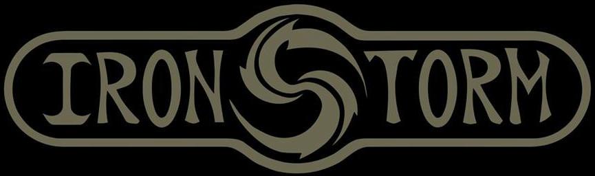 Ironstorm - Logo