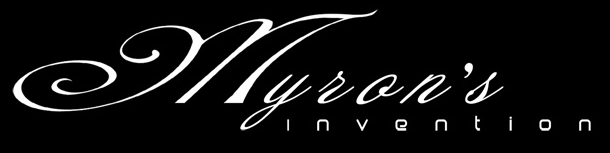 Myron's Invention - Logo