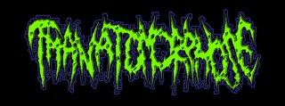 Thanatomorphose - Logo