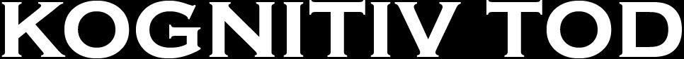 Kognitiv Tod - Logo