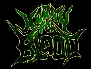 Horny for Blood - Logo