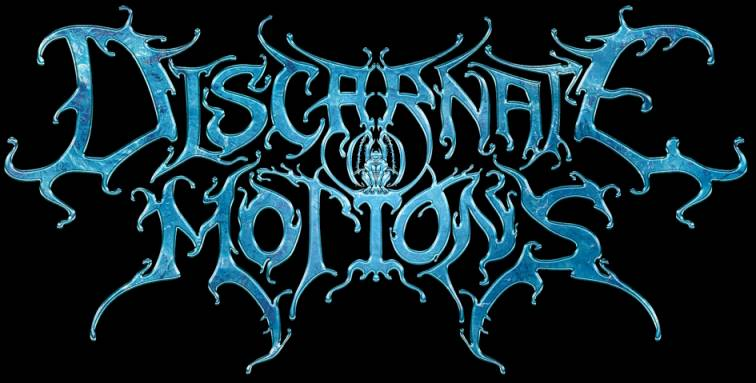 Discarnate Motions - Logo