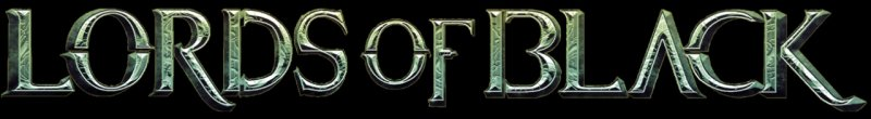 Lords of Black - Logo