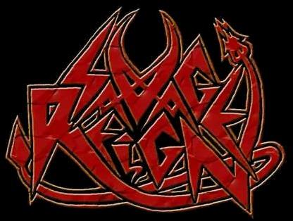 Savage Reign - Logo