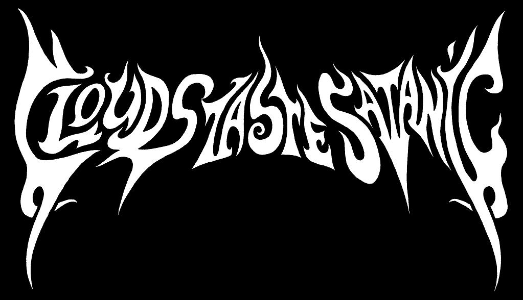 Clouds Taste Satanic - Logo