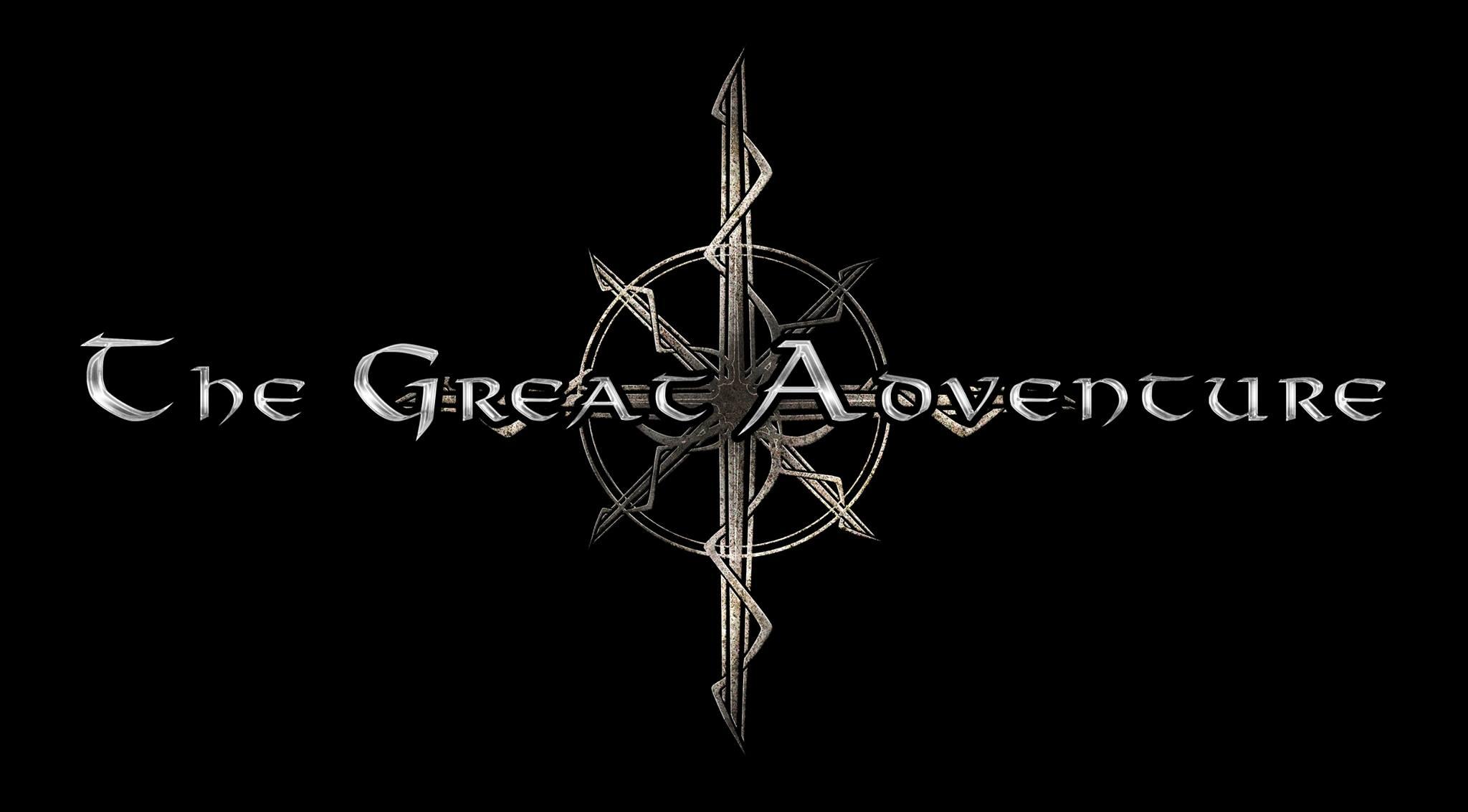The Great Adventure - Logo