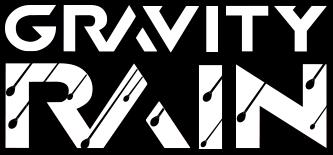 Gravity Rain - Logo