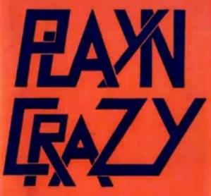 Playn Crazy - Logo