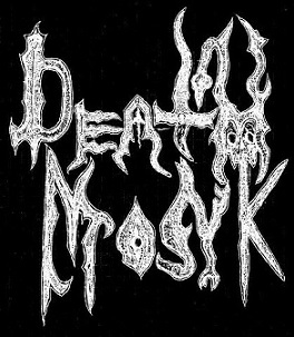 Death Monk - Logo
