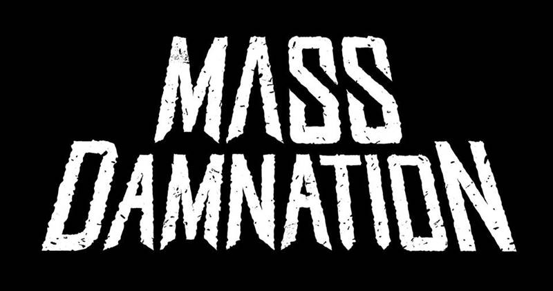 Mass Damnation - Logo