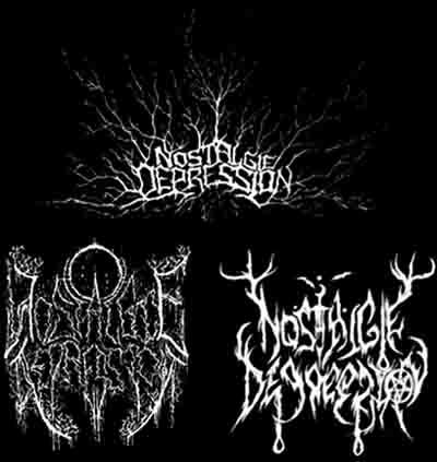 Nostalgie Depression - Logo