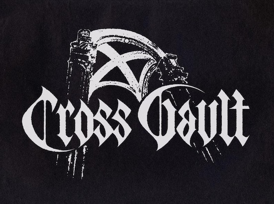 Cross Vault - Logo