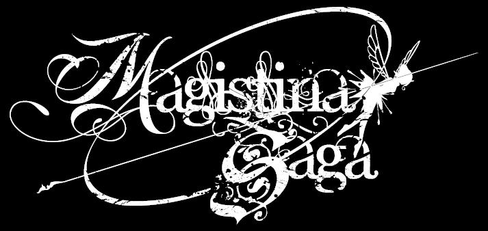 Magistina Saga - Logo