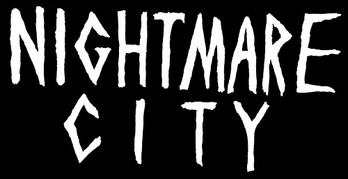 Nightmare City - Logo