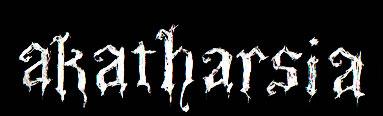 Akatharsia - Logo