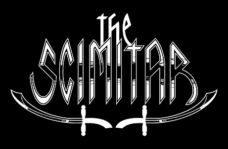 The Scimitar - Logo