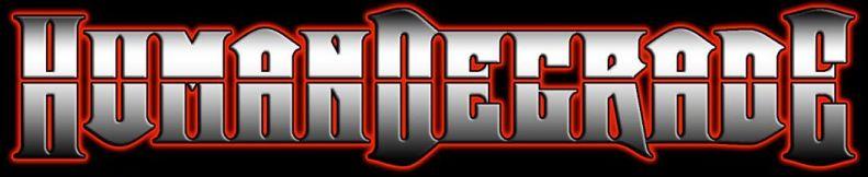 Human Degrade - Logo