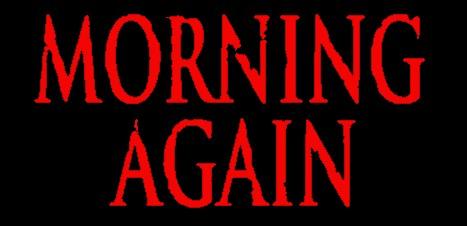 Morning Again - Logo
