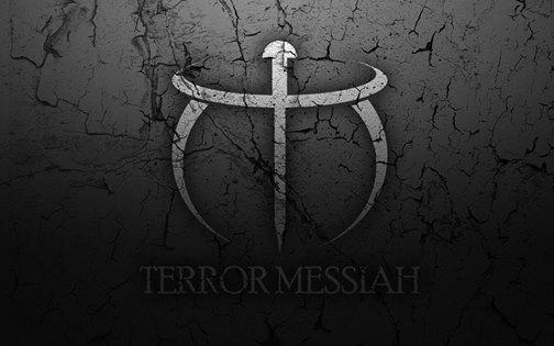 Terror Messiah - Logo
