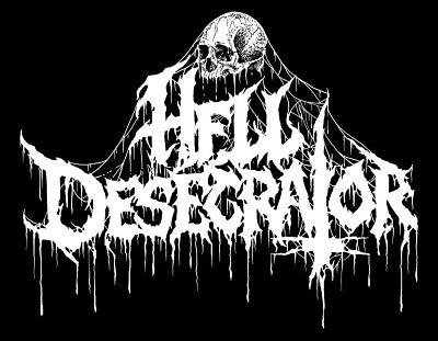Hell Desecrator - Logo