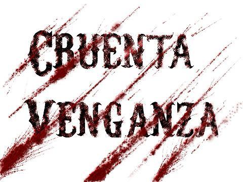 Cruenta Venganza - Logo